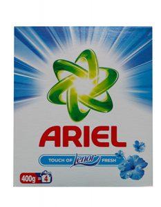 Ariel detergent rufe - Lenor fresh