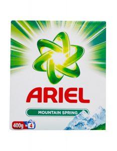 Ariel detergent rufe - Lenor Mountain Spring