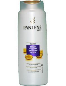 Pantene Sheer & Volume